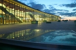 Internationales Congress Center Dresden, Terrasse© ICD