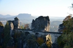 Saxon Switzerland, Bastei Bridge© MDM/Katja Seidl