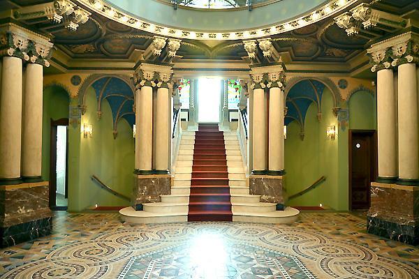 Mdm online location guide - Jugendstil innenarchitektur ...