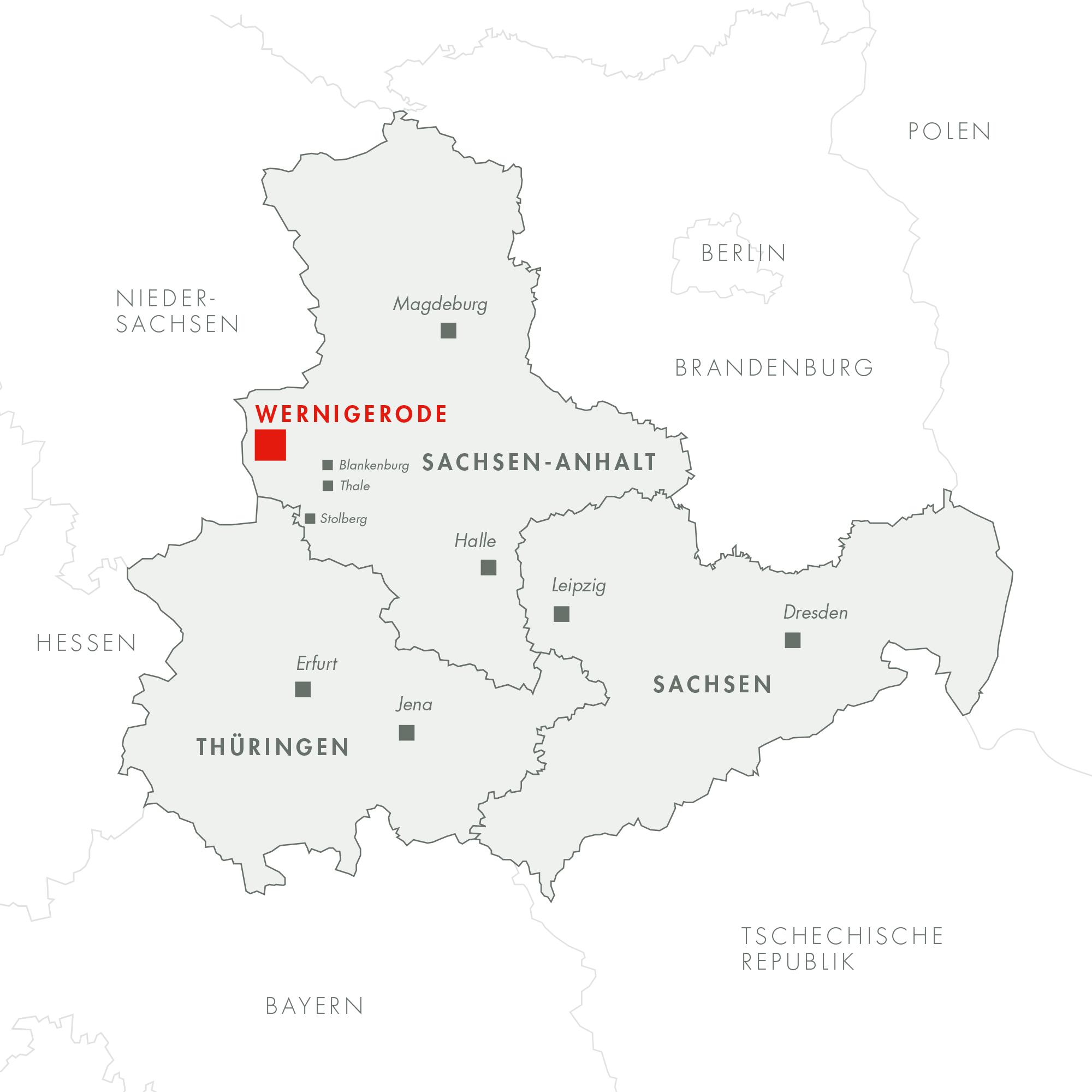 MDM Online: Wernigerode/Harz